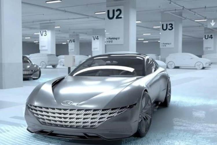 hyundai y kia trabajan proyecto 2025. vehiculos autonomos y carga inalambrica