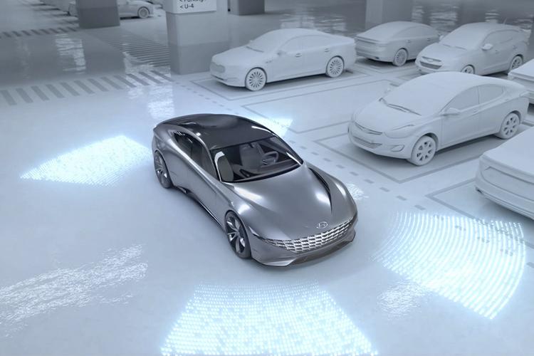hyundai y kia vehiculo autonomo innovaciones tecnologia 2025 vehiculo autonomo vehiculo electrico valet parking estacionamiento
