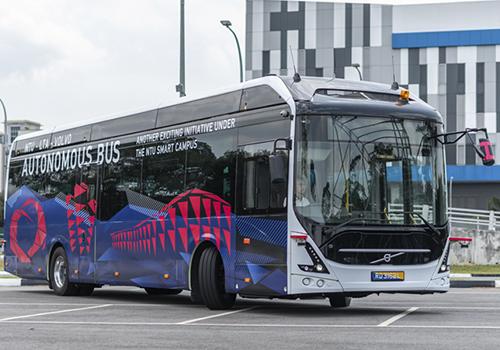 innovaciones Volvo, vehiculo electrico y autonomo en pruebas