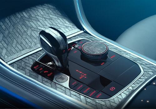 interior BMW M850i Night Sky