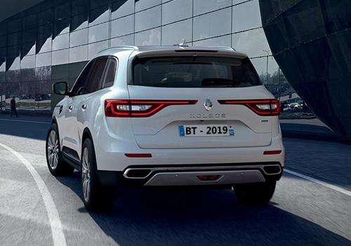 interior del Renault Koleos 2020 con 190 hp