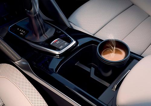 interior del Renault Koleos 2020
