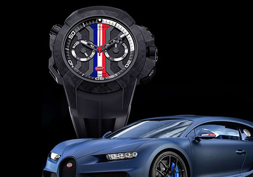 jacob & co diseña epix x chrono Bugatti
