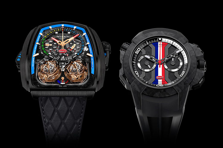 jacob & co edicion para Bugatti epic x chrono y twin turbo furious