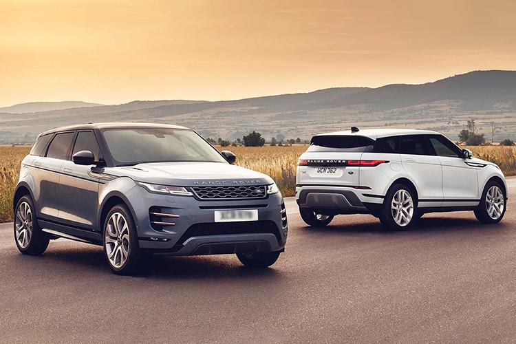 range rover evoque 2020 vehiculo todoterreno se renueva