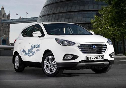 las pilas de hidrógeno del Hyundai Nexo - sistema de pilas de hidrógeno