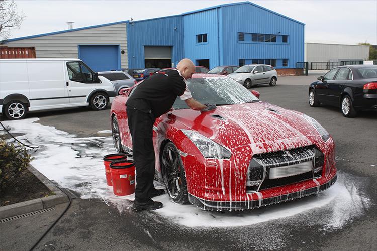 lavar auto coronavirus
