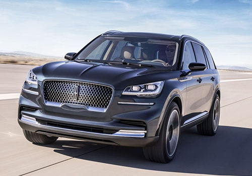 lincoln aviator 2019 en mexico