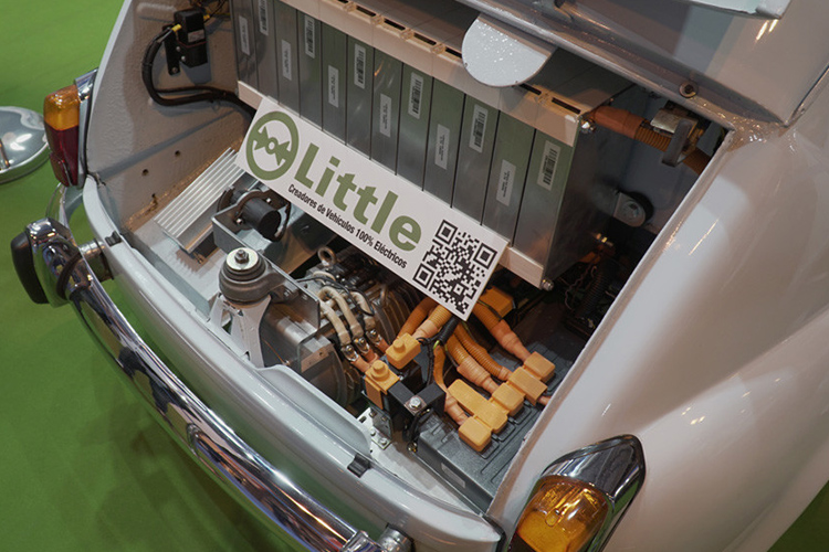 little e601 motor electrico
