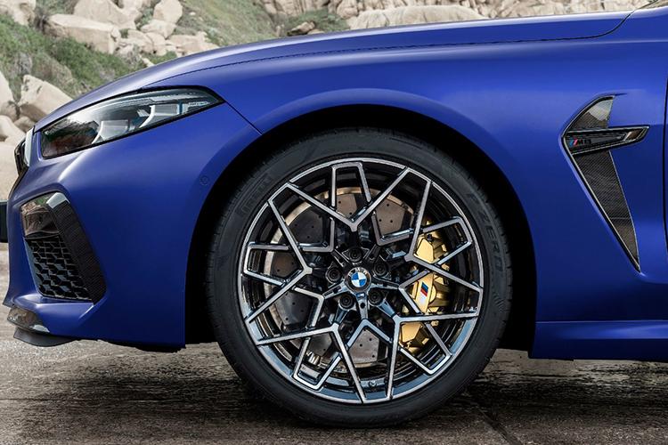 llantas de 20 pulgadas BMW M8