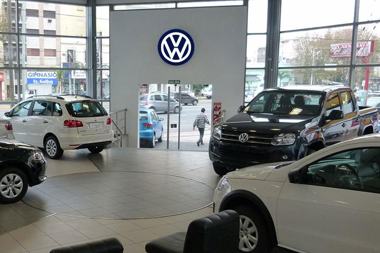 logo de Volkswagen nueva imagen