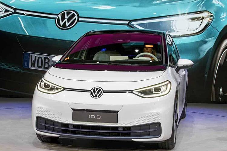 logo de Volkswagen presentacion oficial