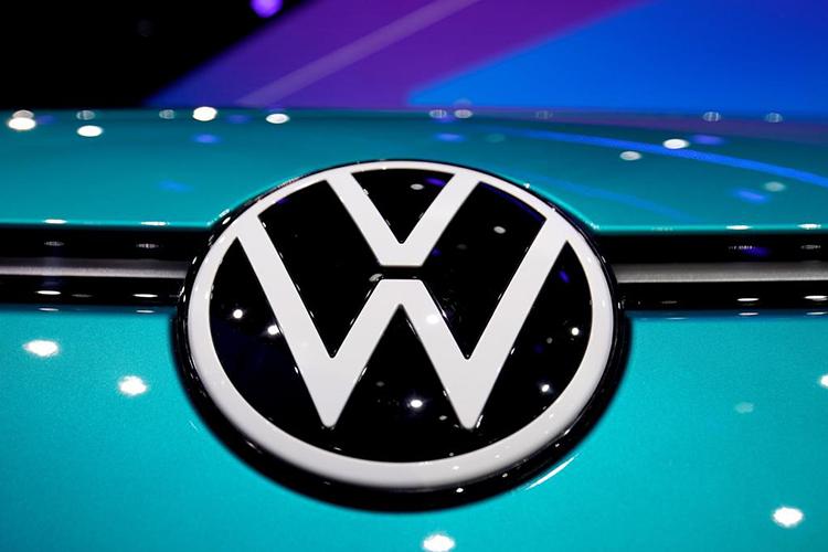 volkswagen nuevo logo