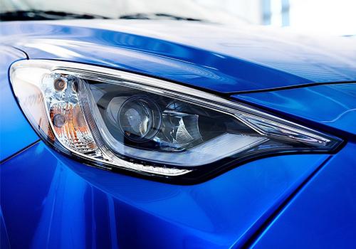 luces antiniebla Toyota Yaris