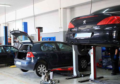 mantenimiento del auto