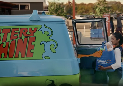 maquina misterio de Scooby doo