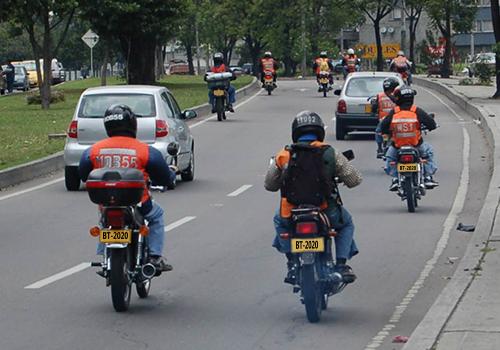 nueva Licencia para motociclista reglamento y mecánica
