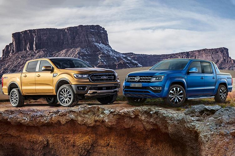 nueva alianza entre dos marcas Ford y Volkswagen