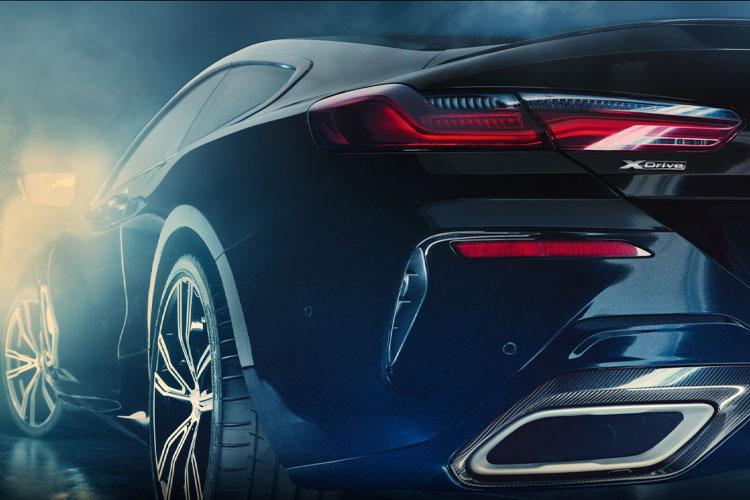 nuevo BMW de meteoro