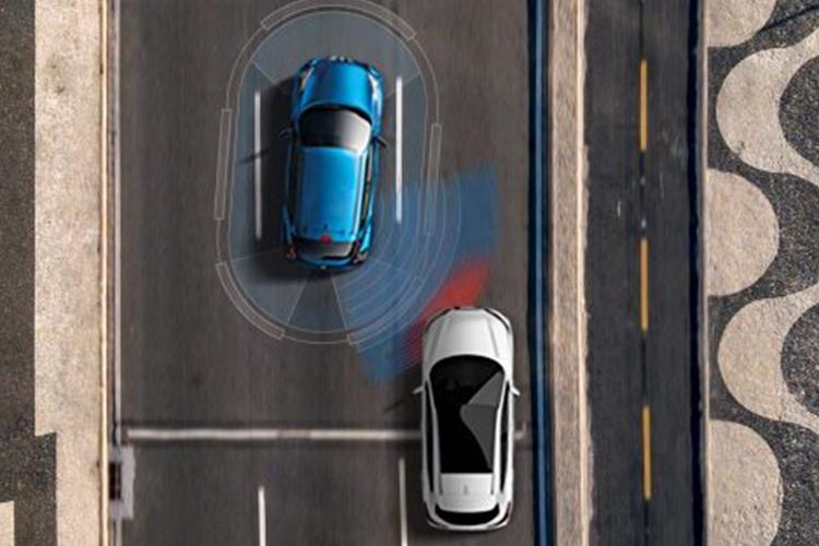 nuevo Nissan Juke 2020 tecnologia en seguridad