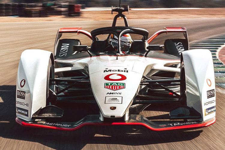 electric Fórmula E