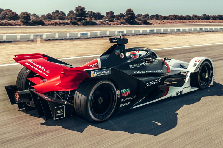 nuevo Porsche 99X electric nueva competencia