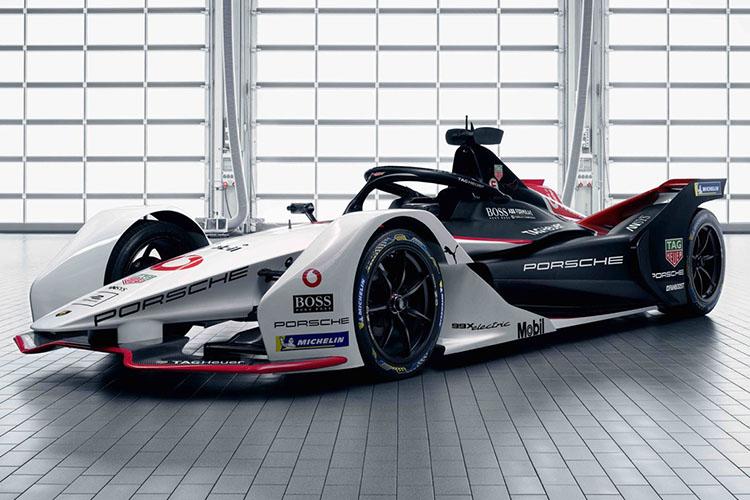 nuevo Porsche 99X electric velocidad