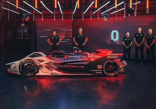 equipo Fórmula E