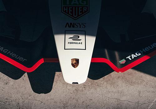 nuevo Porsche 99X pilotos velocidad