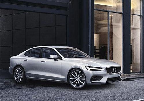 nuevo Volvo S60 en color gris