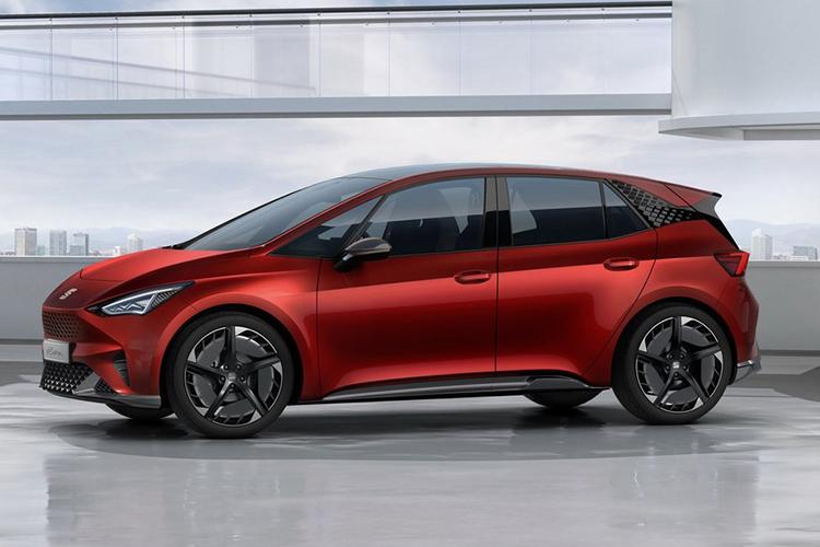 nuevo seat el-born concept car