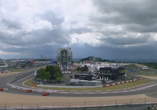 pista de 24 hrs. de Nürburgring 25 kilómetros