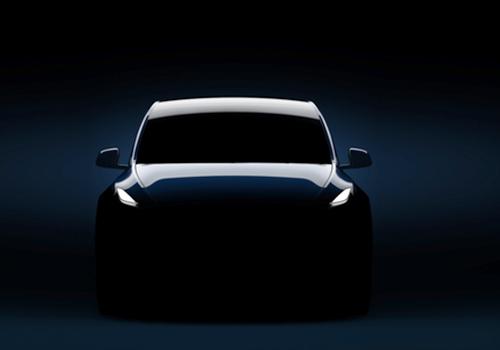 presentacion del Model Y nuevo vehiculo
