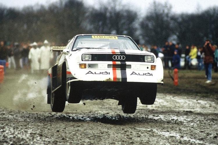 primera edición del Race of Champions 1988