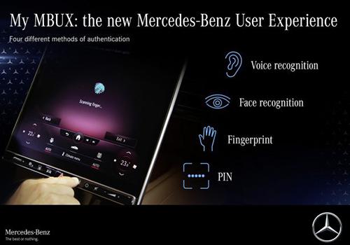 Mercedes-Benz Clase S 2021 nueva generación