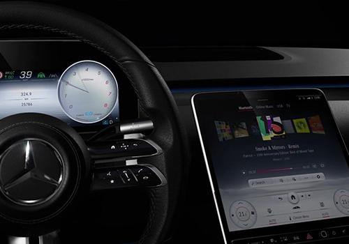 Mercedes-Benz Clase S 2021 nueva tecnología