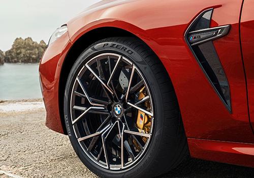 sistema de frenado BMW M8