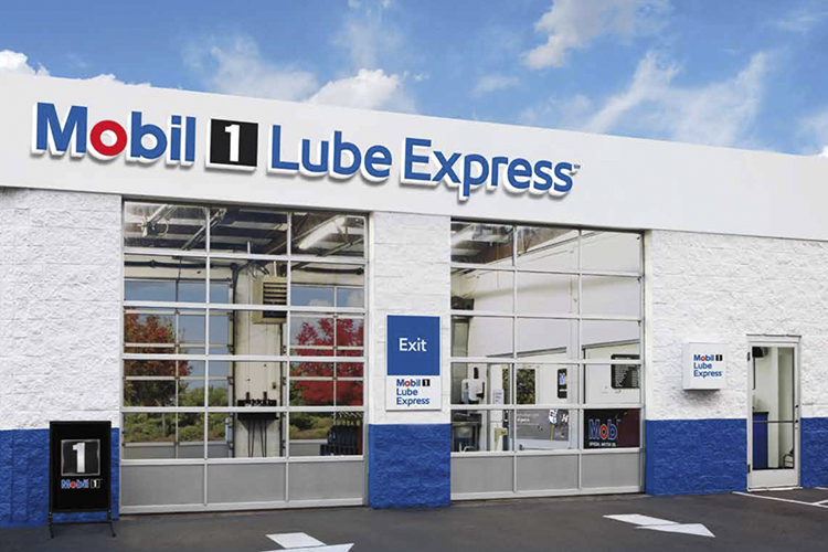 taller Mobil 1 Lube Express