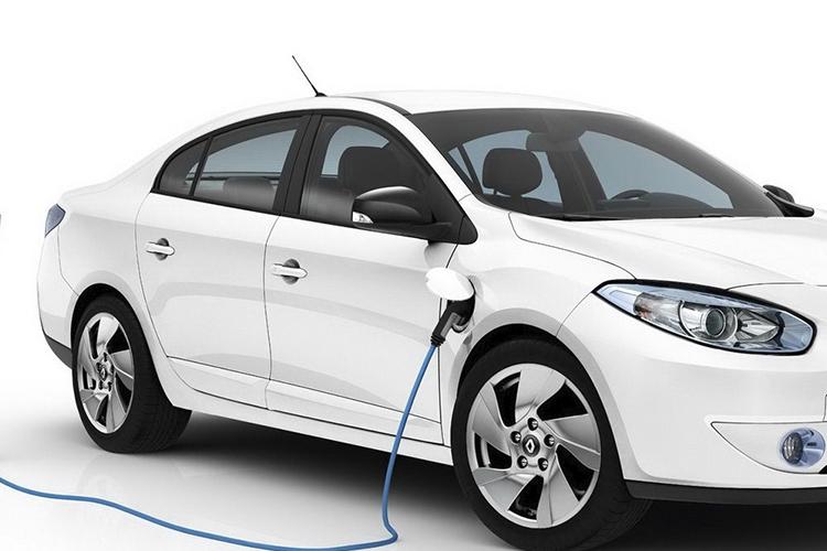 taxi 100% eléctrico