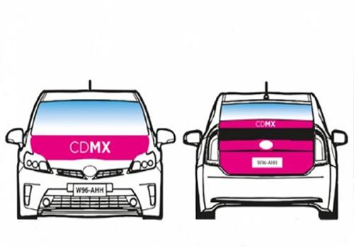taxis Ciudad de México seguridad en transporte publico taxis