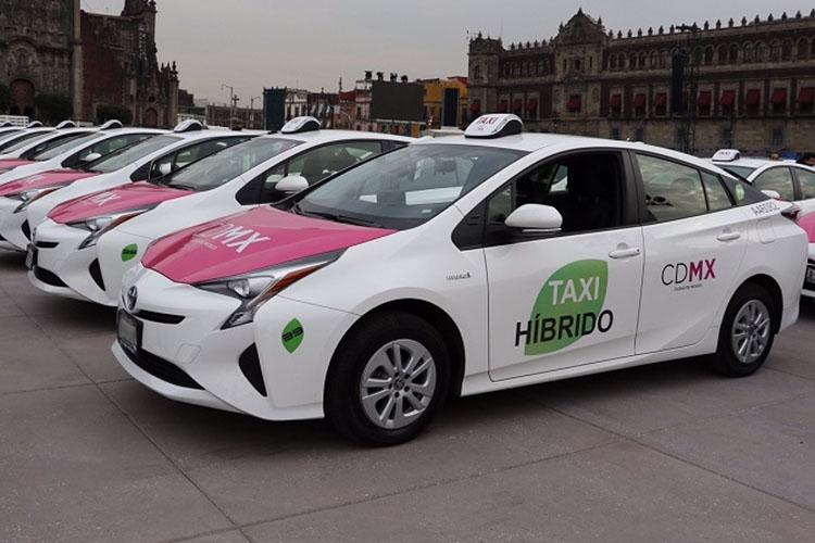 taxis Ciudad de México seguridad para los usuarios