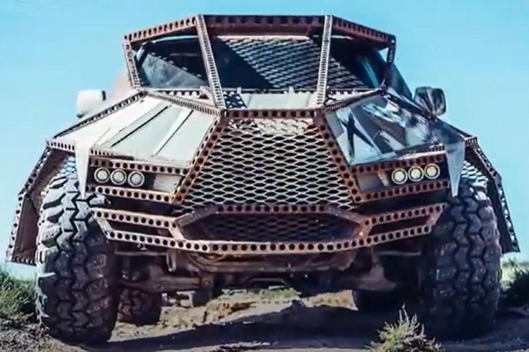 vehiculo apocaliptico