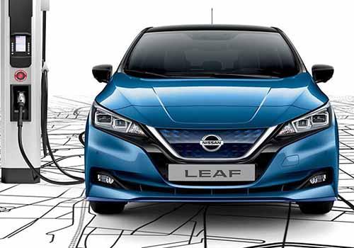 vehiculo electrico con más 400 mil unidades vendidas Nissan Leaf con sistema e-pedal