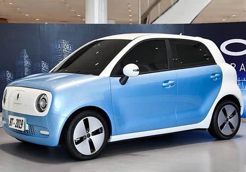 vehiculo podria llegar a Europa en 2020 ORA EV
