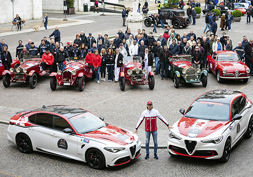 piloto italia italiano velocidad motor 1000 miglia