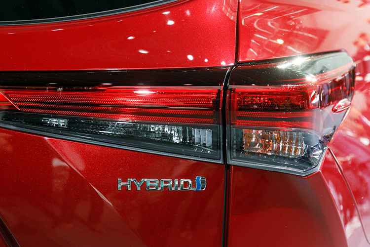 version hibrida Toyota highlander 2020