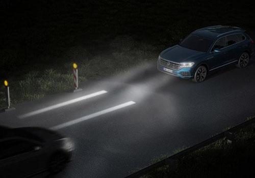 volkswagen luces inteligentes led 2018