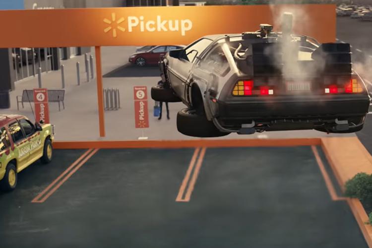 volver al futuro autos de peliculas